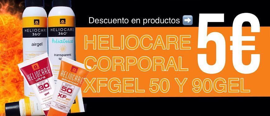 HELIOCARE 5€ DE DESCUENTO
