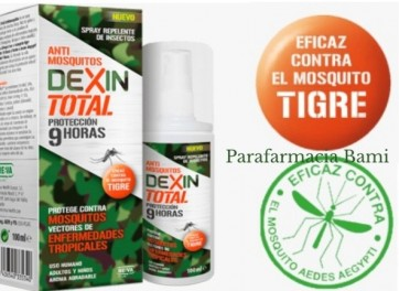 DEXIN SPRAY ANTIMOSQUITOS