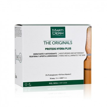 MARTIDERM THE ORIGINALS HYDRA PLUS PROTEOGLICANOS VERDES