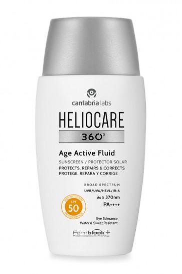 HELIOCARE 360 AGE ACTIVE FLUID 50ML