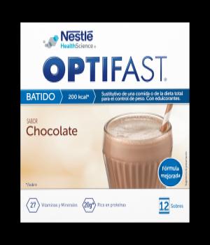 OPTIFAST BATIDOS CHOCOLATE 9 SOBRES