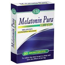 MELATONINA PURA RETARD 1.9MG 60 TABLETAS ESI