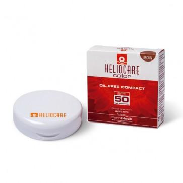 HELIOCARE COMPACTO 50 OIL FREE BROWN