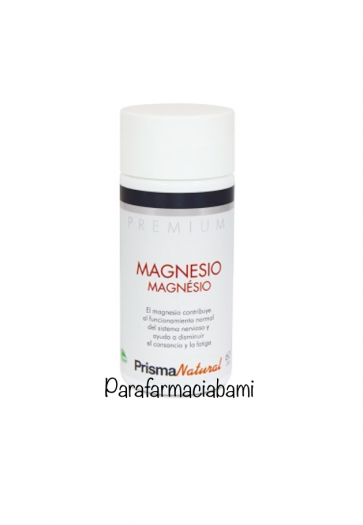 MAGNESIO 60 CAPSULAS PRISMA NATURAL PREMIUM