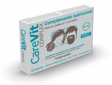 CAREVIT COMPLEX 20 CAPSULAS