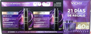 VICHY DERCOS NEOGENIC 2 CAJAS + 21 DIAS DE TRATAMIENTO