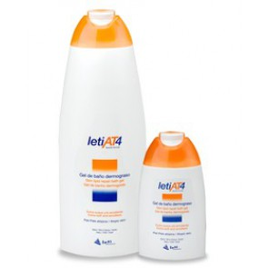 LETI AT4 GEL 750ML