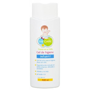 BIOCARE GEL INFANTIL 400 ML