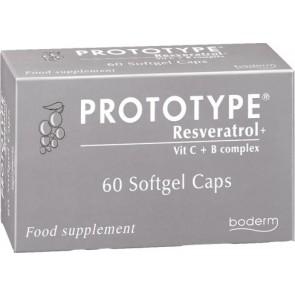 BODERM PROTOTYPE 60 CAPSULAS