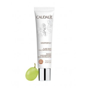CAUDALIE VINOPERFECT FLUIDO CON COLOR PIEL PERFECTA FPS20 - MEDIUM