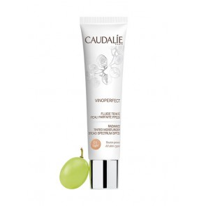 CAUDALIE VINOPERFECT FLUIDO CON COLOR PIEL PERFECTA FPS20 - LIGHT