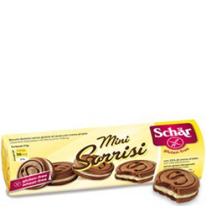 SCHAR MINI SORRISI GALLETAS 100GR