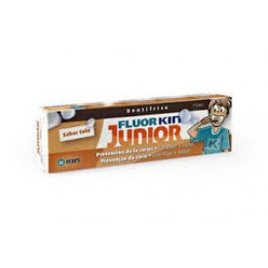 KIN PASTA DENTAL JUNIOR SABOR COLA