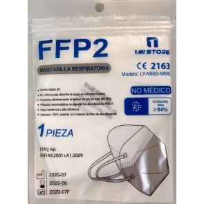MASCARILLA FFP2 ADULTO 1 UNIDAD