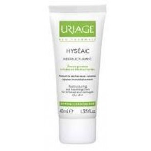 URIAGE HYSEAC REESTRUCTURANTE  40ML
