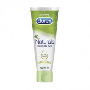 DUREX NATURALS GEL INTIMO 100ML LUBRICANTE NATURAL
