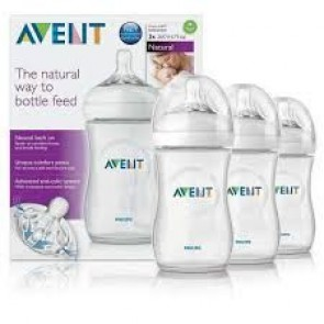 AVENT NATURAL BIBERON 125ML