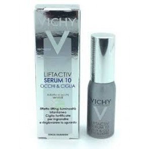 "VICHY SERUM 10 OJOS Y PESTA""AS 15 ML"