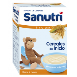 SANUTRI CEREALES S/GLUTEN 600 G