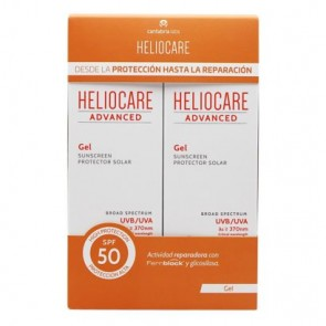 HELIOCARE PACK SPF50+ GEL 200ML