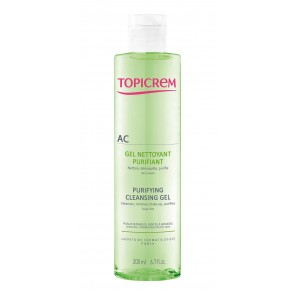 TOPICREM GEL LIMPIADOR PURIFICANTE 400ML