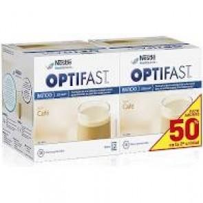 OPTIFAST BATIDOS CAFE 9 SOBRES