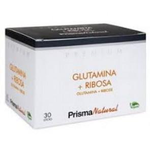 GLUTAMINA + RIBOSA 30STCIK PREMIUM PRISMA NATURAL