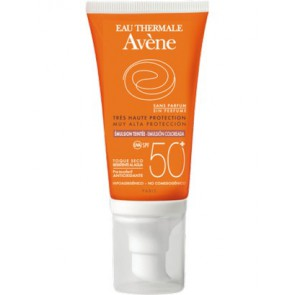 AVENE SOLAR 50 EMULSION COLOR TOQUE SECO 50ML