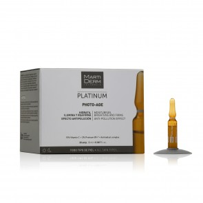 MARTIDERM PLATINUM PHOTO-AGE AMPOLLAS