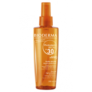 BIODERMA PHOTODERM 30 BRONZ ACEITE TACTO SECO 200ML