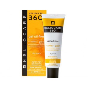 HELIOCARE 360 GEL OIL-FREE 50ML