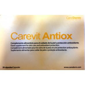 CAREVIT ANTIOX 20 CAPSULAS