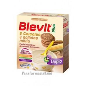 BLEVIT PLUS 8 CEREALES Y GALLETAS MARIA