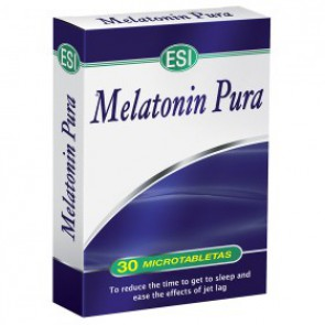 MELATONINA PURA 1MG 60 TABLETAS