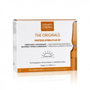 MARTIDERM THE ORIGINALS HYDRA PLUS SPF PROTEOGLICANOS NARANJAS